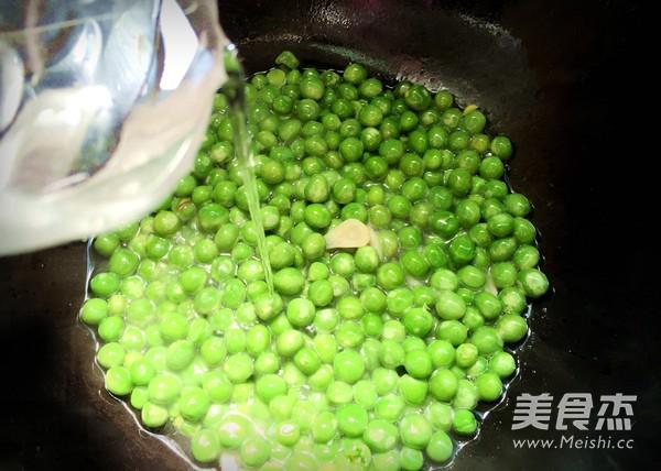 清炒豌豆怎么做