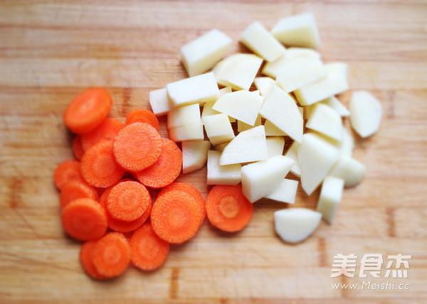 咖喱土豆炖牛肉的简单做法