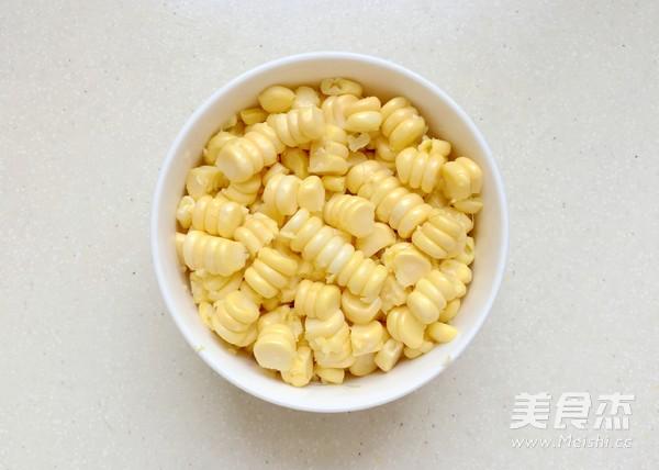 鲜玉米奶糊的做法图解