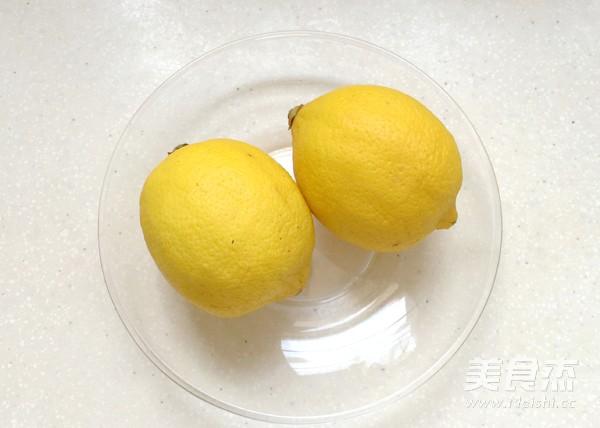 柠檬蜂蜜水的做法大全