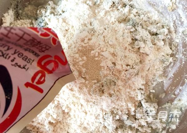 黑豆渣全麦小馒头的做法图解