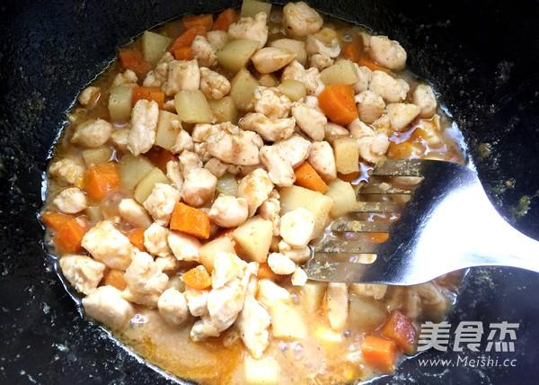 咖喱鸡肉怎样煮
