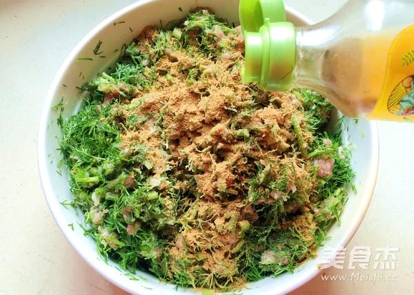 猪肉茴香饺子怎么吃