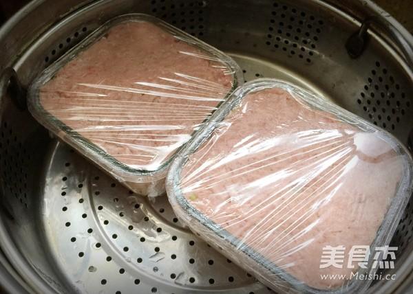 自制午餐肉怎么煮