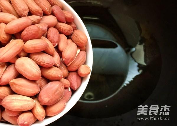 炒花生米的家常做法