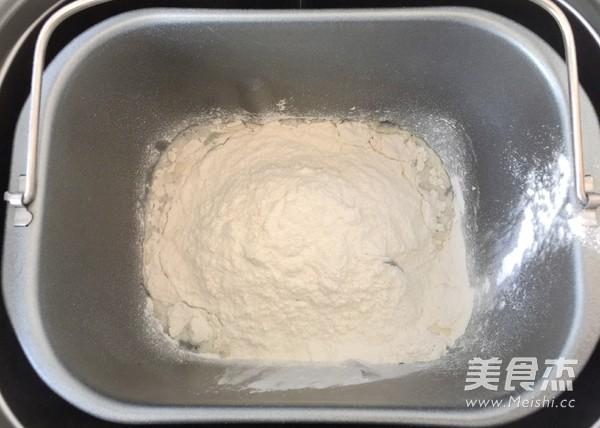 原味吐司的简单做法