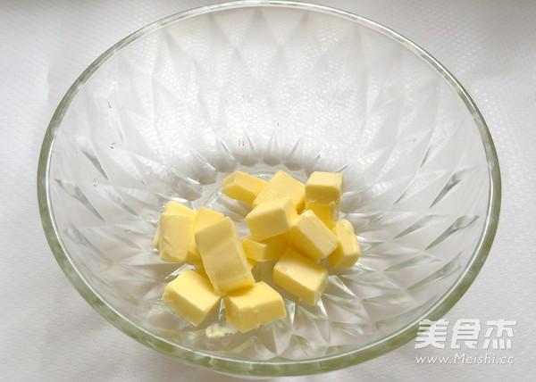 黄油曲奇的做法图解