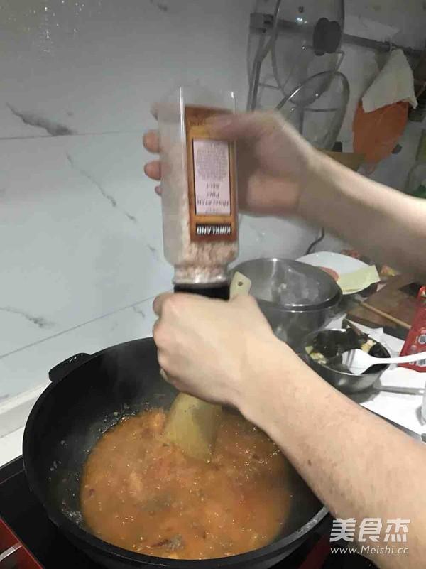 家庭版意大利肉酱面怎么做