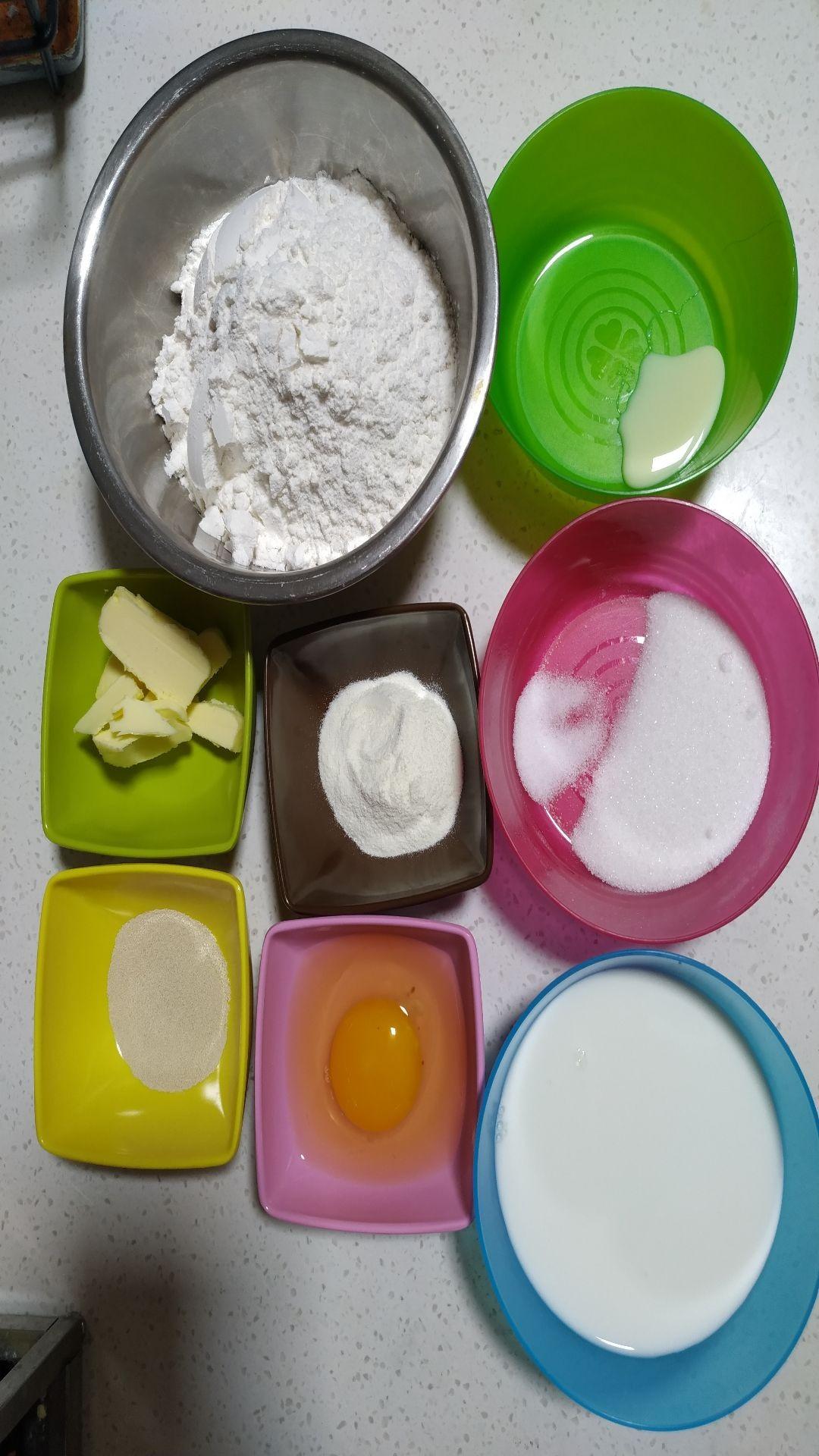 牛奶卷的做法大全