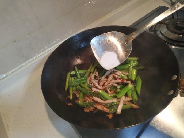 笋尖肉丝怎么吃