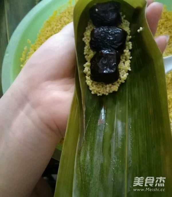 黍米粽子(大黄米)怎么煮