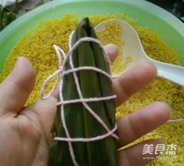 黍米粽子(大黄米)怎样做