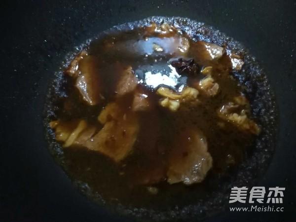 黄焖牛肉的简单做法