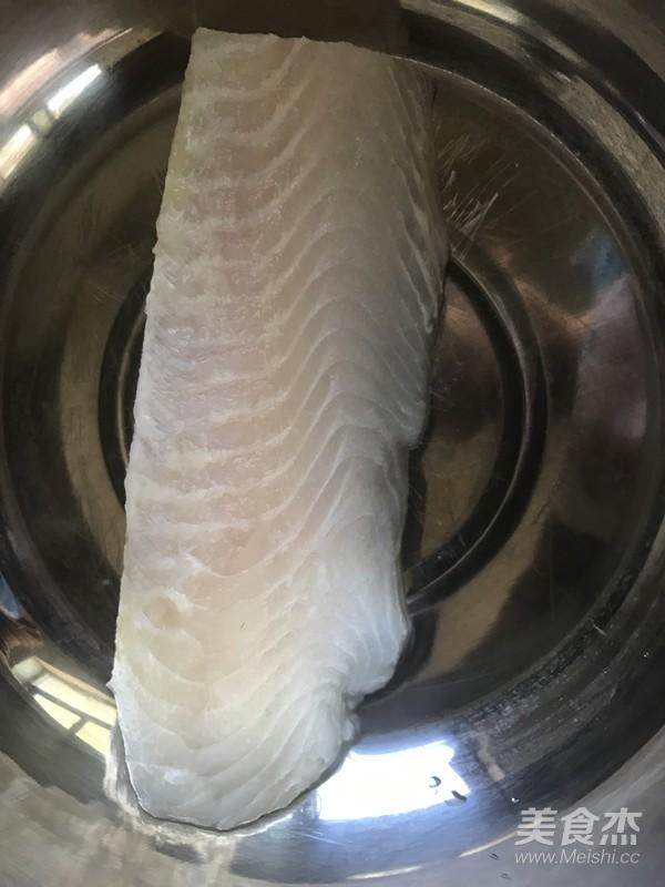 空气炸锅版酥炸龙利鱼的做法大全