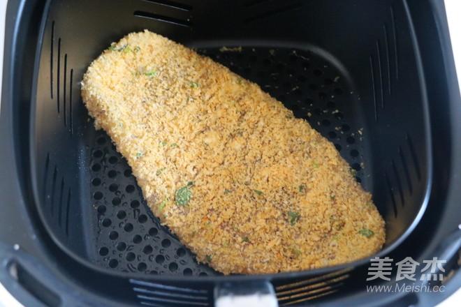 龙利鱼排(空气炸锅)的步骤