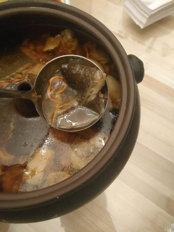 牛鞭甲鱼汽锅鸡的简单做法