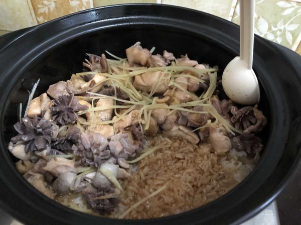 砂锅鸡肉煲仔饭怎样炖
