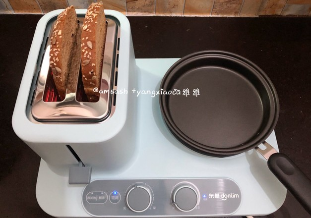 早餐三明治的做法大全