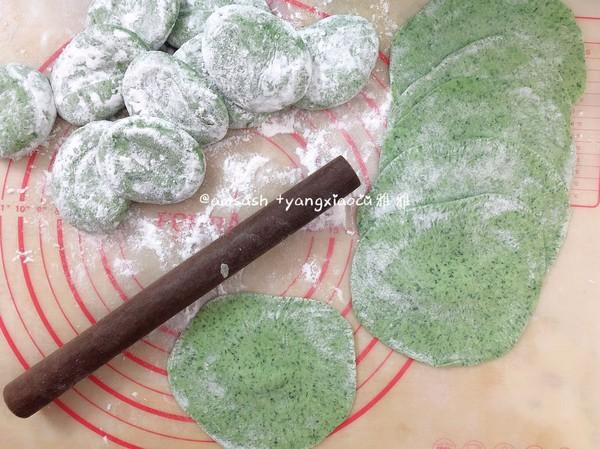 菠菜柳叶包子怎么煮