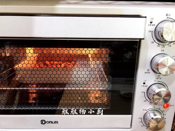 烤鸡肾的步骤