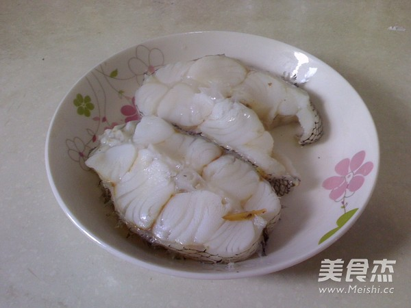 清蒸鳕鱼的简单做法