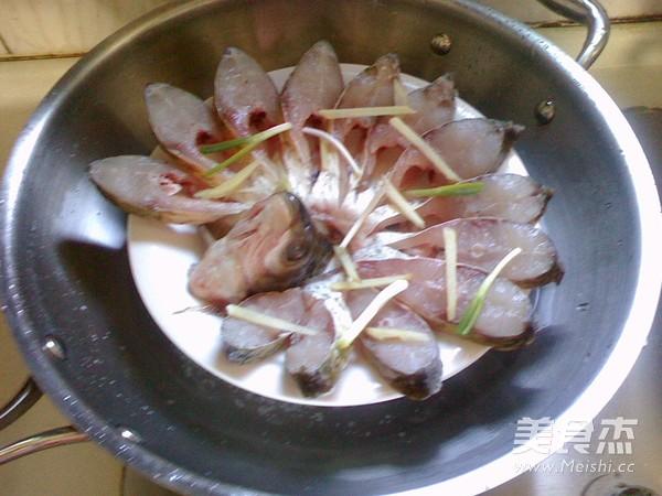 开屏武昌鱼怎么吃