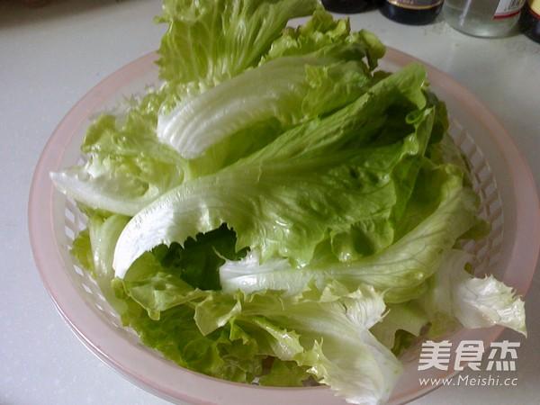 蒜蓉炒生菜的做法大全