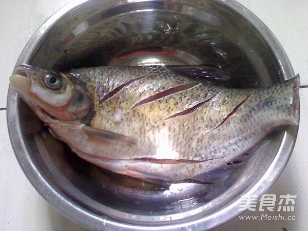 清蒸鳊鱼的做法图解