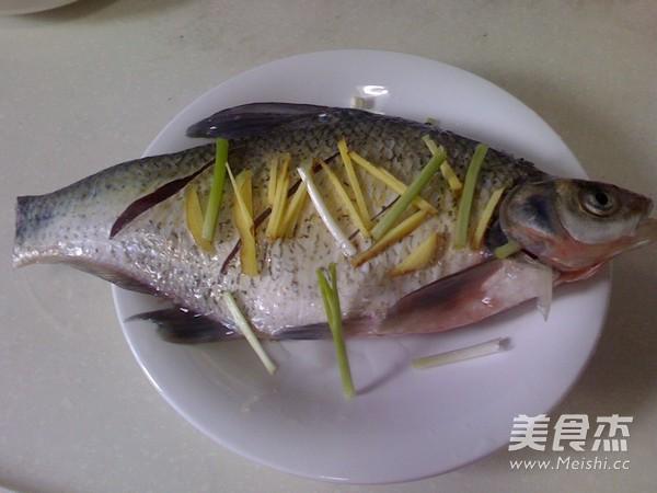 清蒸鳊鱼的家常做法