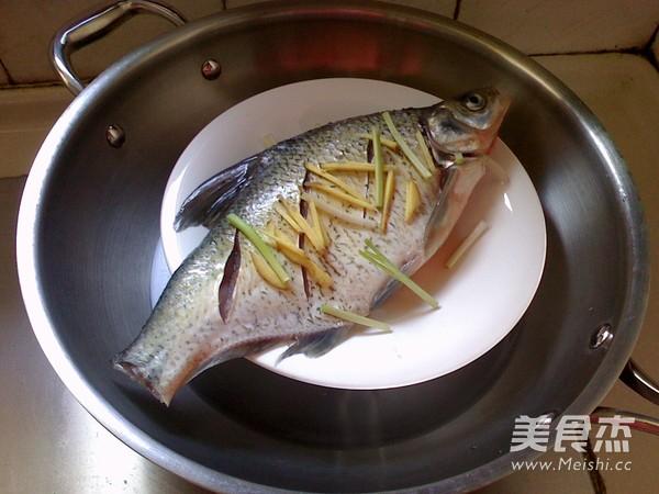 清蒸鳊鱼的简单做法
