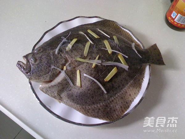 清蒸多宝鱼的家常做法