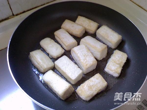 椒盐脆皮豆腐的简单做法