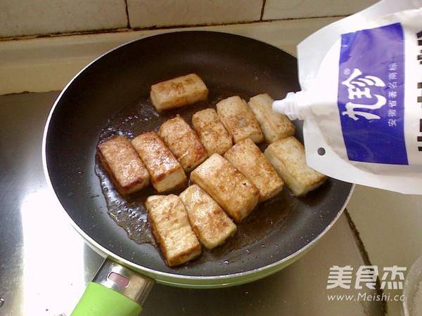 椒盐脆皮豆腐怎么做
