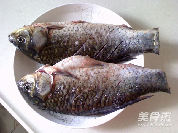 青菜鲫鱼粥的做法大全