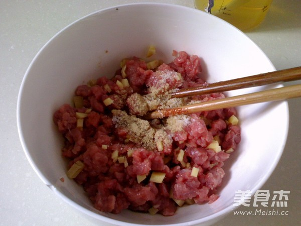 胡萝卜牛肉粥的简单做法