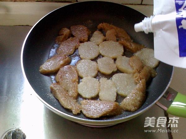 煎粽子的简单做法