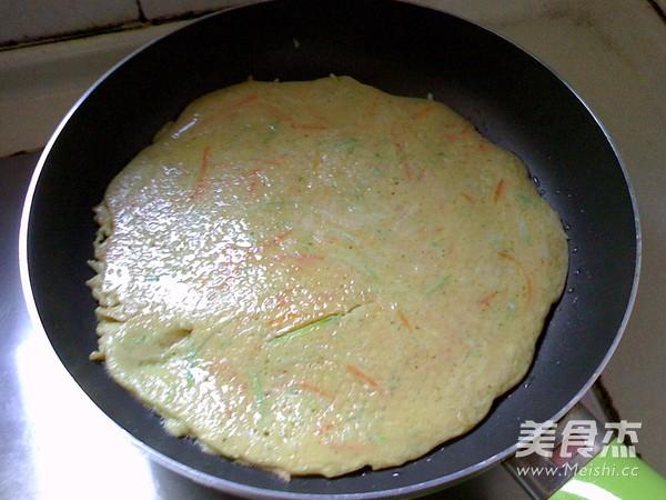 西葫芦鸡蛋饼怎么炒
