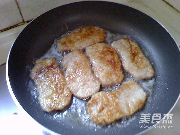 黑椒猪扒饭的简单做法