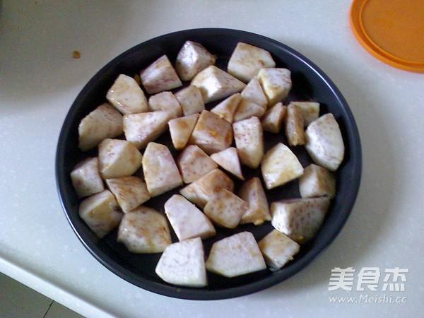 香芋蒸排骨怎么做