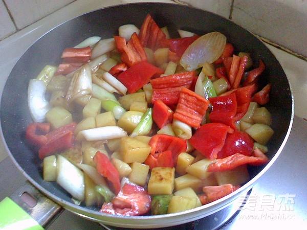 时蔬烤鱼怎么煮