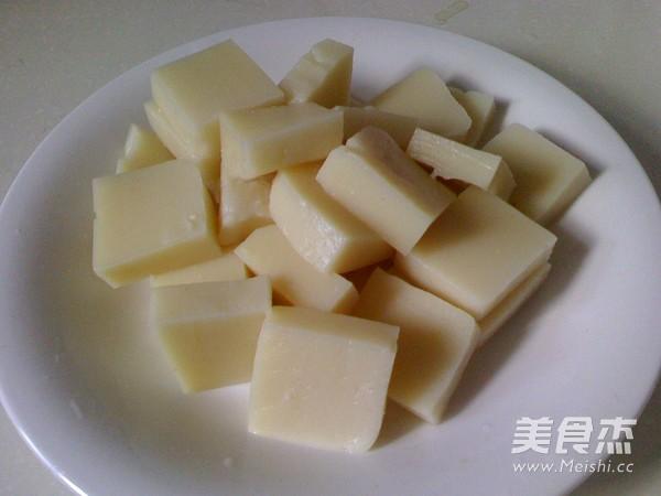 麻辣米豆腐的做法大全