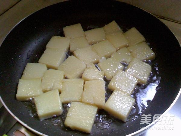 麻辣米豆腐的家常做法