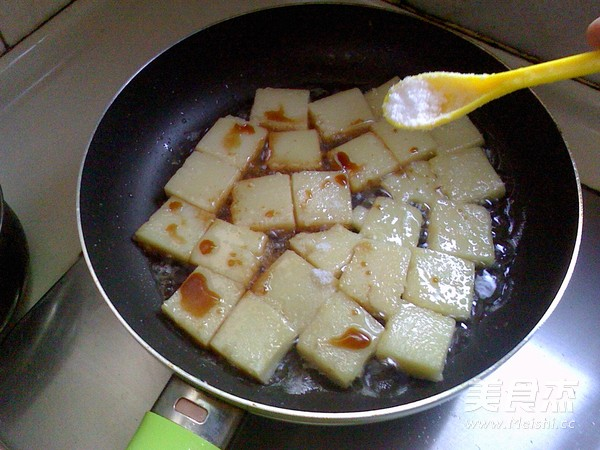 麻辣米豆腐的简单做法