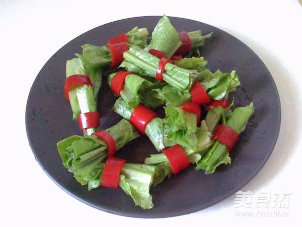 麻酱香麦菜的简单做法