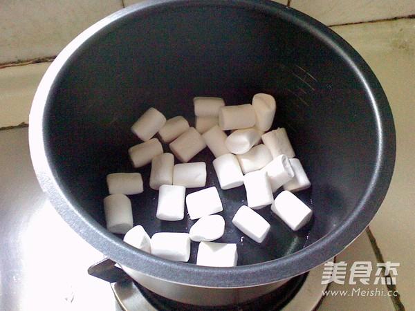 花生牛扎糖的简单做法