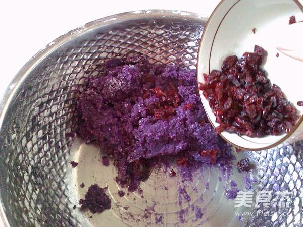紫薯南瓜饼怎么吃