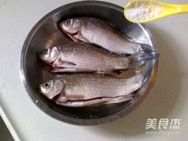 豆豉酥鱼的做法图解