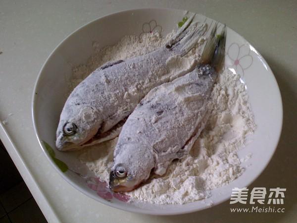豆豉酥鱼的家常做法