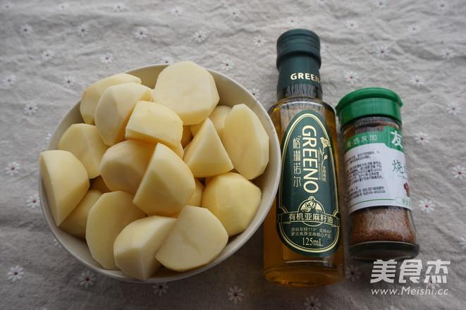 烤小土豆的做法大全