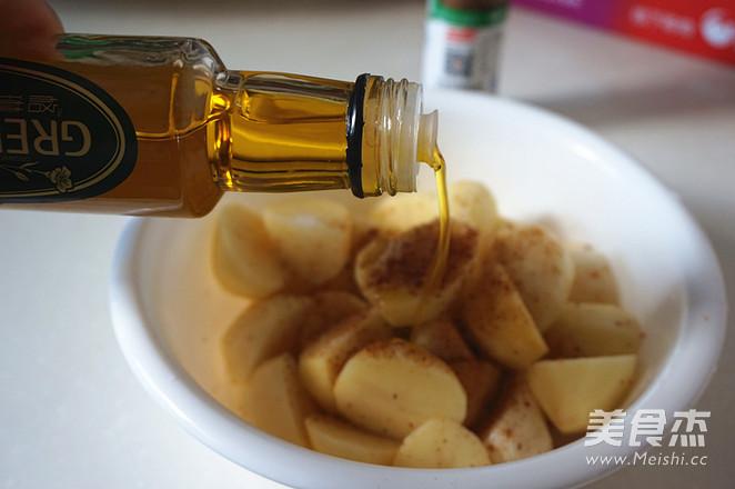 烤小土豆的做法图解